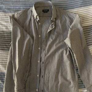 Mens Formal Button Down Shirt Slim Fit.